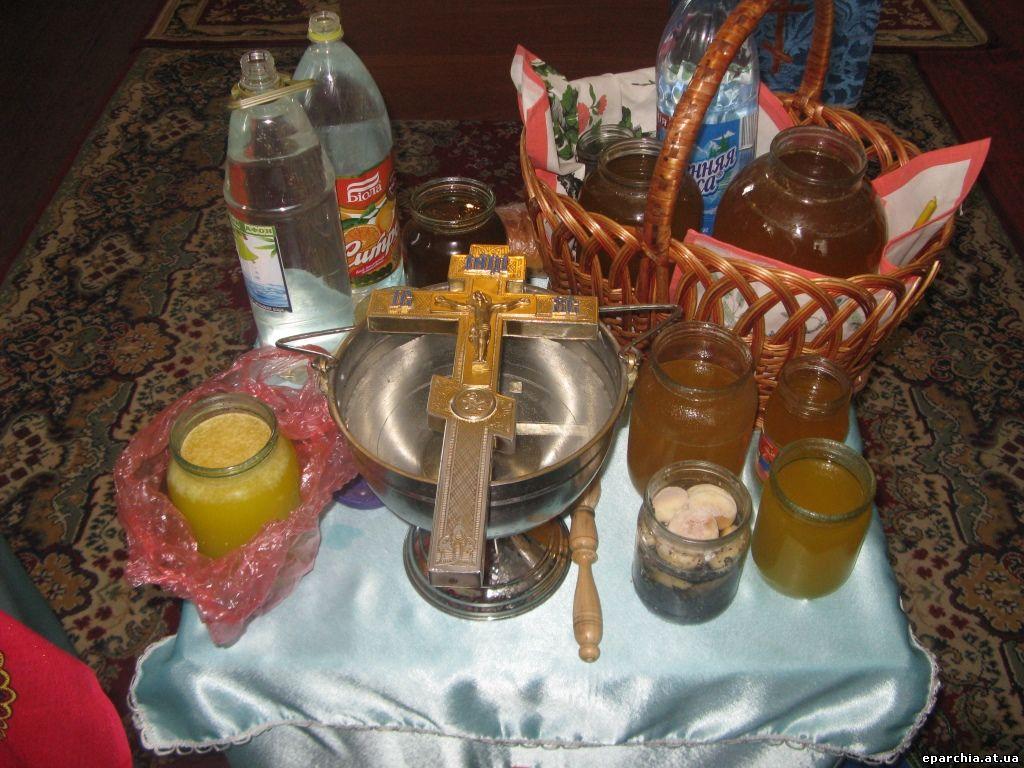 как правильно освятить мед это основа, позволяющая